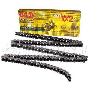 Łańcuch napędowy DID 520 VX2/112