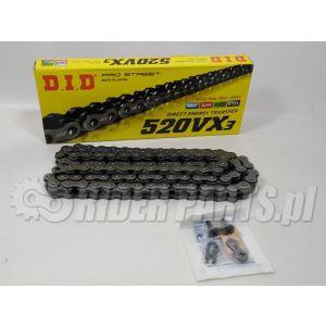 Łańcuch napędowy DID 520VX3-110